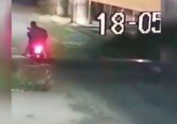 Kelakuan Iseng Bocah Berujung Kecelakaan, Letakkan Meja Kayu di Tengah Jalan
