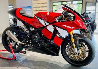 Meluncur Motor Baru Yamaha R7, Kakaknya Muncul Yamaha R9M Spek Balap