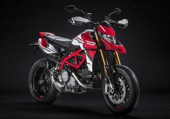 Motor Baru Ducati Hypermotard 950 2022 Rilis, Terinspirasi MotoGP