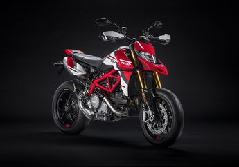 Wuih Ducati Segarkan Motor Baru Hypermotard 950, Gak Cuma Modal Ganteng
