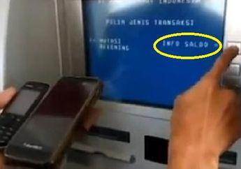 Banyak yang Belum Tahu Cek Saldo Bantuan Pemerintah di ATM Ada Cara Khusus