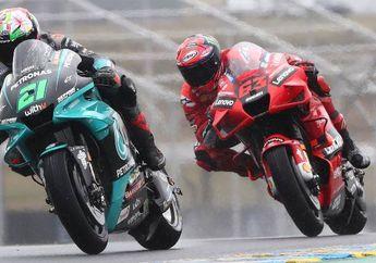 Murid Rossi Tebar Ancaman ke Yamaha, Tim Lain Sudah Menghubungi Saya!