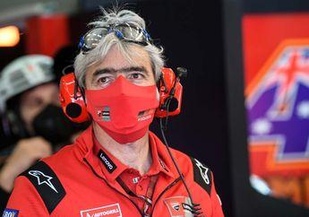 MotoGP Geger, Bos Ducati Bakal Hengkang, Mau Pindah ke Honda?