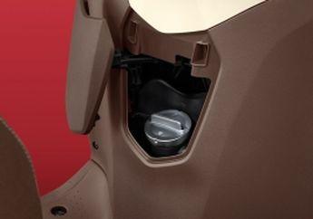 Bagasi Super Gede Motor Matic Baru Honda 125 cc Ini Kalahkan PCX dan NMAX