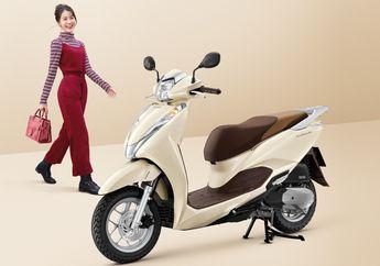 Kapasitas Bagasi Lebih Besar Dari NMAX dan PCX, Adiknya Honda BeAT Meluncur Pakai Mesin 125 CC