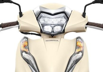 Saudara Honda BeAT Meluncur, Mesin 125 cc Gaya Eropa Bagasi Luas