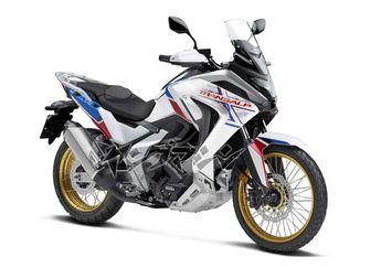 Motor Baru Honda Desain Adventure Gagah, Siap Meluncur Tahun Ini