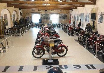 Museum Motor Benelli di Italia Kembali Dibuka, Berjejer Motor Klasik Langka