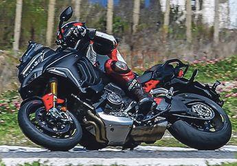 Calon Motor Turing Tercepat Di Dunia, Mesin V4 Seperti MotoGP