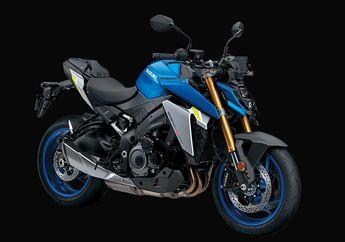 Langka Motor Baru Suzuki Ini Cuma 5 Unit di Dunia, Harga Bikin Melongo
