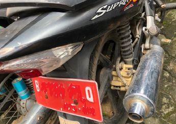 Honda Supra Kondisi Bagus Dilelang Murah Cuma Rp 800 Ribu, BPKB Ada