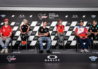 Disebut Motor MotoGP Ducati Pecahkan Rekor Di MotoGP Italia, Pembalap Ini Ngaku Motornya Gak Masuk Hitungan