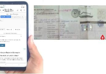 Online Lewat HP Cek Pajak Kendaraan Motor atau Mobil Nasional Seluruh Indonesia