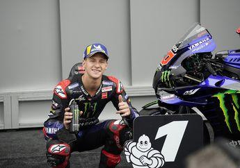 4 Fakta, Fabio Quartararo Juara MotoGP 2021 Di Sirkuit MotoGP Mugello