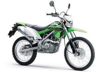 Harga Motor Trail Baru 150 cc Juni 2021, Kawasaki KLX 150 Termurah?