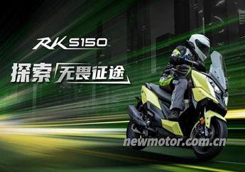 Muncul Motor Baru Saingan Yamaha NMAX dan Honda PCX, Segini Top Speednya