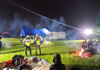 Bangun Silaturahmi, YRFI Jakarta Gelar Tourcamp dan Charity Seru
