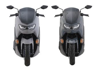 Wuih, Yamaha NMAX Dapat Update Pilihan Warna Baru, Segini Harganya