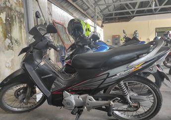 Murah Meriah Lelang Honda Supra X 125,  Rp 1 Jutaan STNK BPKB Komplit