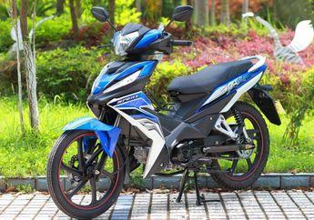 Motor Bebek Kloningan Honda Revo Meluncur, Muka Mirip Supra GTR 150