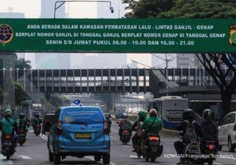 Waspada, Ganjil-Genap Jakarta Akan Mulai Berlaku, Buat Motor Juga?