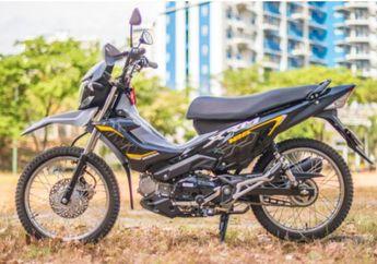 Honda CRF150L Versi Motor Bebek, Mesin Irit Jarang Mampir SPBU
