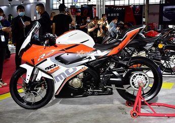 Wuih Lawan Kawasaki Ninja 250 Kaki-kaki Moge, Harga Bikin Penasaran