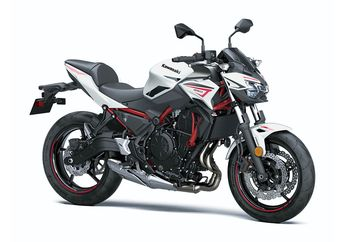 Naked Bike Baru 650 cc Kawasaki Meluncur, Warna Lebih Sporty