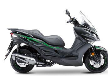 Hadapi Honda PCX dan Yamaha NMAX Kawasaki Andalkan Motor Matic 125 cc Harga Beda Jauh