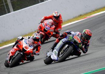 Update Klasemen MotoGP  2021, Fabio Quartararo Kena Sanksi Tambahan
