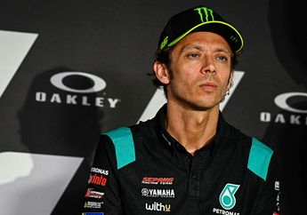 MotoGP Jerman 2021 Geger, Bos Petronas SRT Ogah Perpanjang Kontrak Valentino Rossi