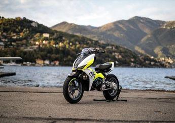 Resmi Meluncur Motor Listrik Baru Sangar, Harga dan Top Speed Segini