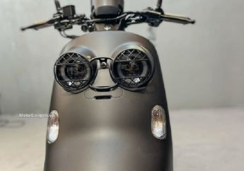 Dilaunching Motor Baru Yamaha Mirip Minion, Lebih Murah Dari NMAX?