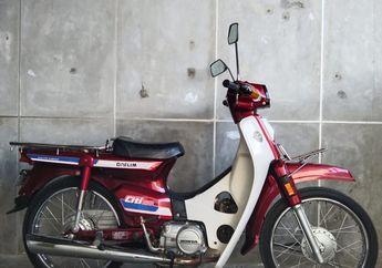 Serbu Ada Lelang Motor Honda Daelim Citi 100 Bersama MotoFlow
