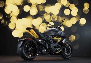 Edisi Spesial Motor Ducati Diavel 1260 S 2021 Meluncur, Tema Hitam Jadi Andalan