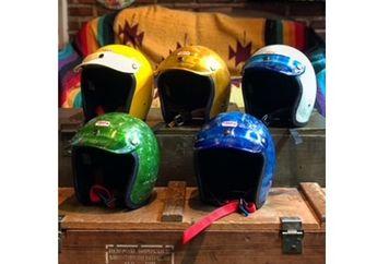 Pet Helm dari Limbah Plastik, Hasil Kolaborasi Ajib Dari BBQ Ride x Brap Helmet