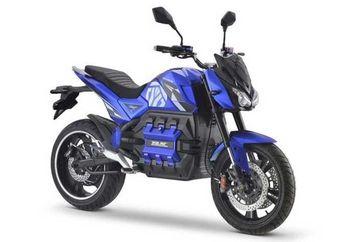 Wow, Meluncur Motor Listrik E-Odin, Pilih Gaya Ala Naked Bike