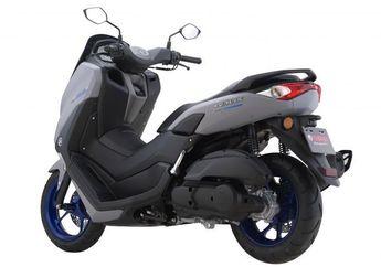Muncul All New Yamaha NMAX 2021 Warna Baru Lebih Elegan Harga Beda Tipis