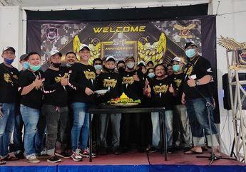 Klub Motor Honda ADV Indonesia (HAI) Jakarta Timur Rayakan Anniversary
