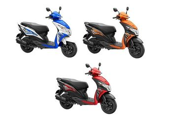 Ada Motor Baru Seirit Honda BeAT, Harga Murah Fitur Bikin Penasaran
