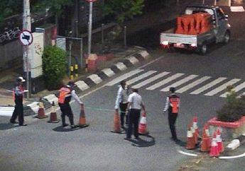 10 Jalan di Jakarta Ditutup, Hanya Kendaraan Ini Yang Boleh Lewat