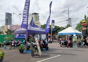 Kerjasama dengan Polda Lampung dan BRI, Yamaha Kasih Promo Spesial