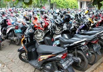 Wacana Tarif Parkir Motor Jakarta Rp 40 Ribu Per Jam, Mulai Kapan?