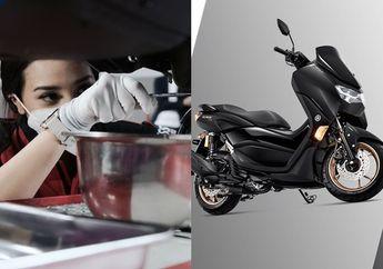 Oli Untuk Yamaha NMAX Cocoknya Yamalube Super Atau Power Matic?