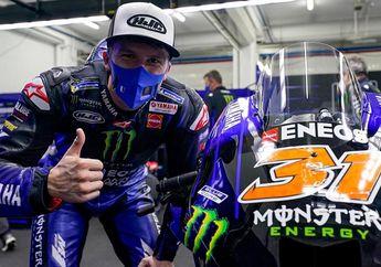 Fix Franco Morbidelli Absen di MotoGP Belanda 2021, Ini Penggantinya