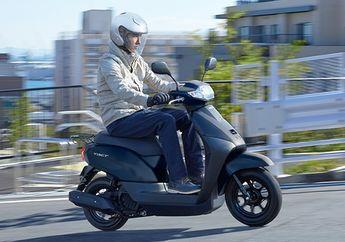 Kenalan Sama Motor Matic Honda Paling Murah di Jepang, Honda BeAT Kalah Fitur