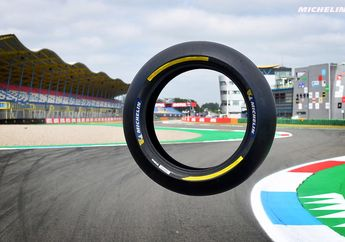 MotoGP Belanda 2021, Ada Lebih Banyak Pilihan Kompon Ban Michelin