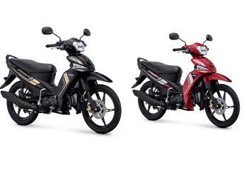 Motor Bebek Paling Irit di Indonesia Dapet Warna Baru, Segini Harganya