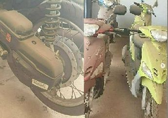Wow Harta Karun Motor Lawas Teronggok Berdebu di Dealer, Cepetan Sikat