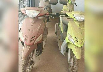 Bongkar Misteri Asal Usul Matic Yamaha yang Berdebu di Gudang, Punya Siapa?